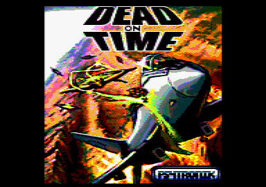 game screenshot of Dead on Time by Axelay