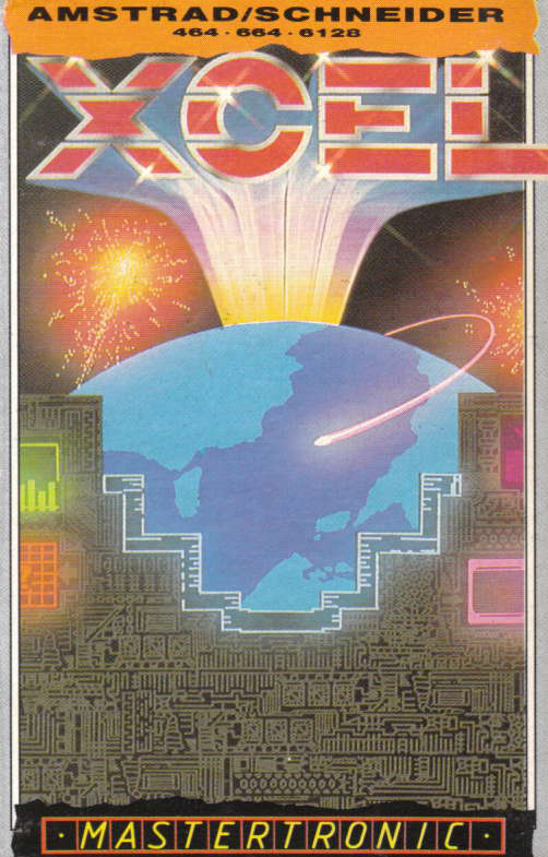 cover of Xcel provided by GameBase CPC