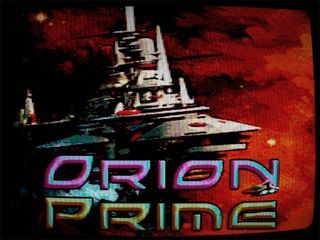 Orion Prime loading screenshot