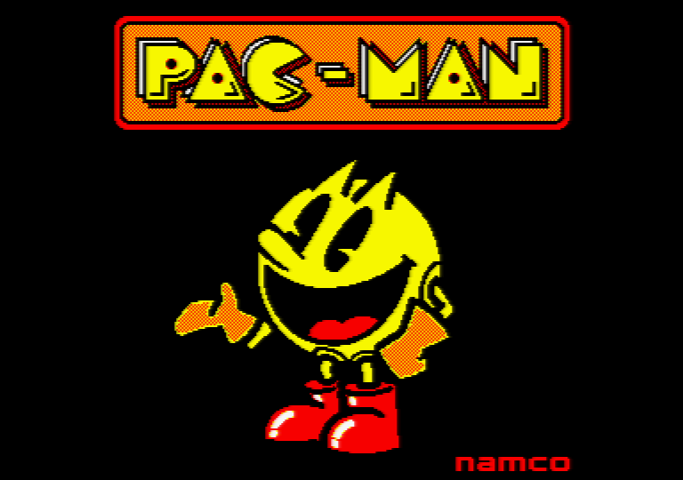 how to make a pacman game in java