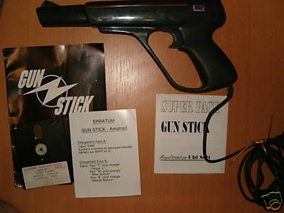 Super Pack Gun Stick