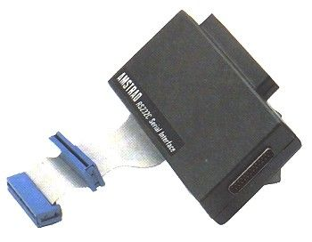 image of the Amstrad RS-232 serial interface