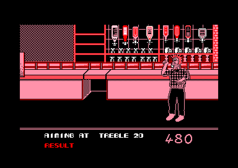screenshot of the Amstrad CPC game 180 by GameBase CPC