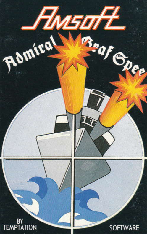 cover of the Amstrad CPC game Admiral Graf Spee  by GameBase CPC