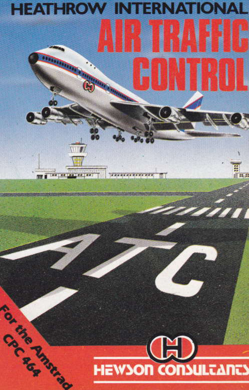 cover of the Amstrad CPC game Air Traffic Control  by GameBase CPC