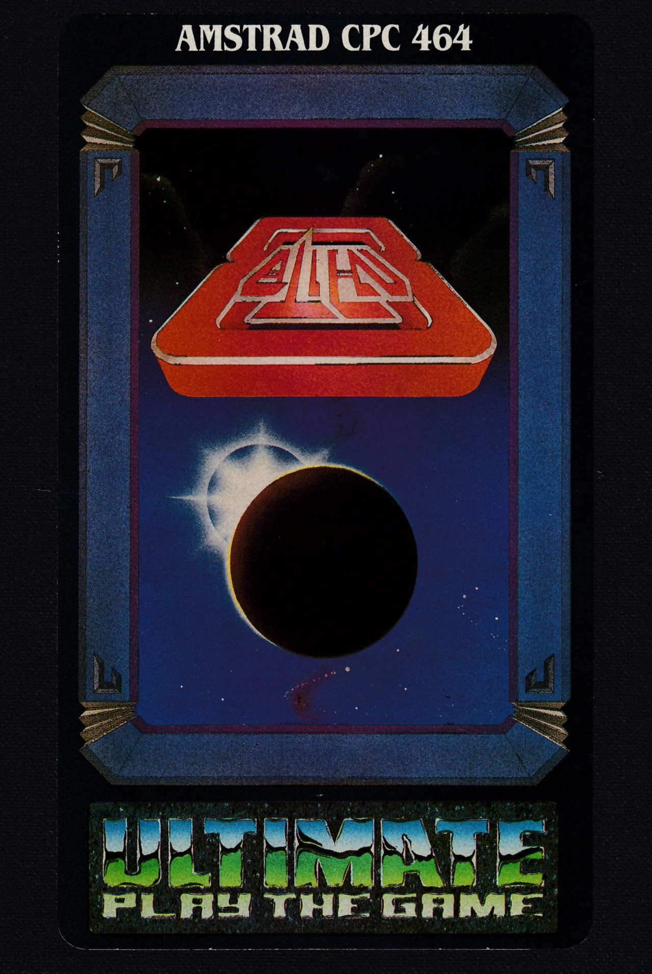 cover of the Amstrad CPC game Alien 8  by GameBase CPC