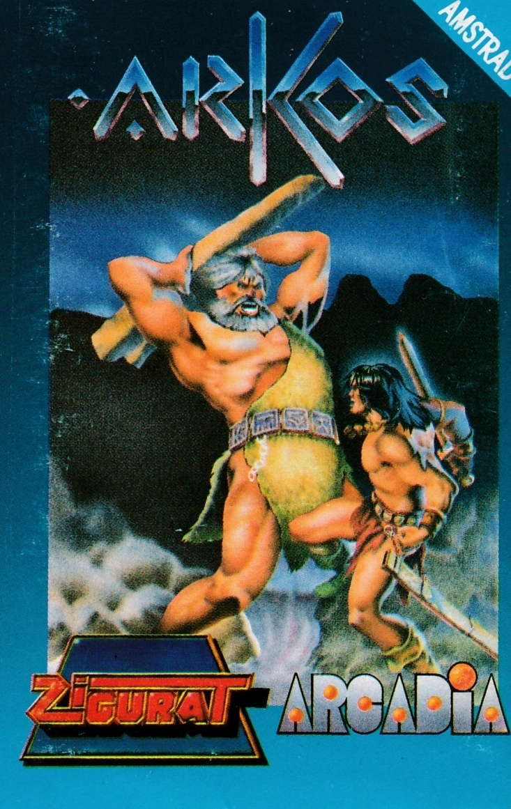 cover of the Amstrad CPC game Arkos  by GameBase CPC