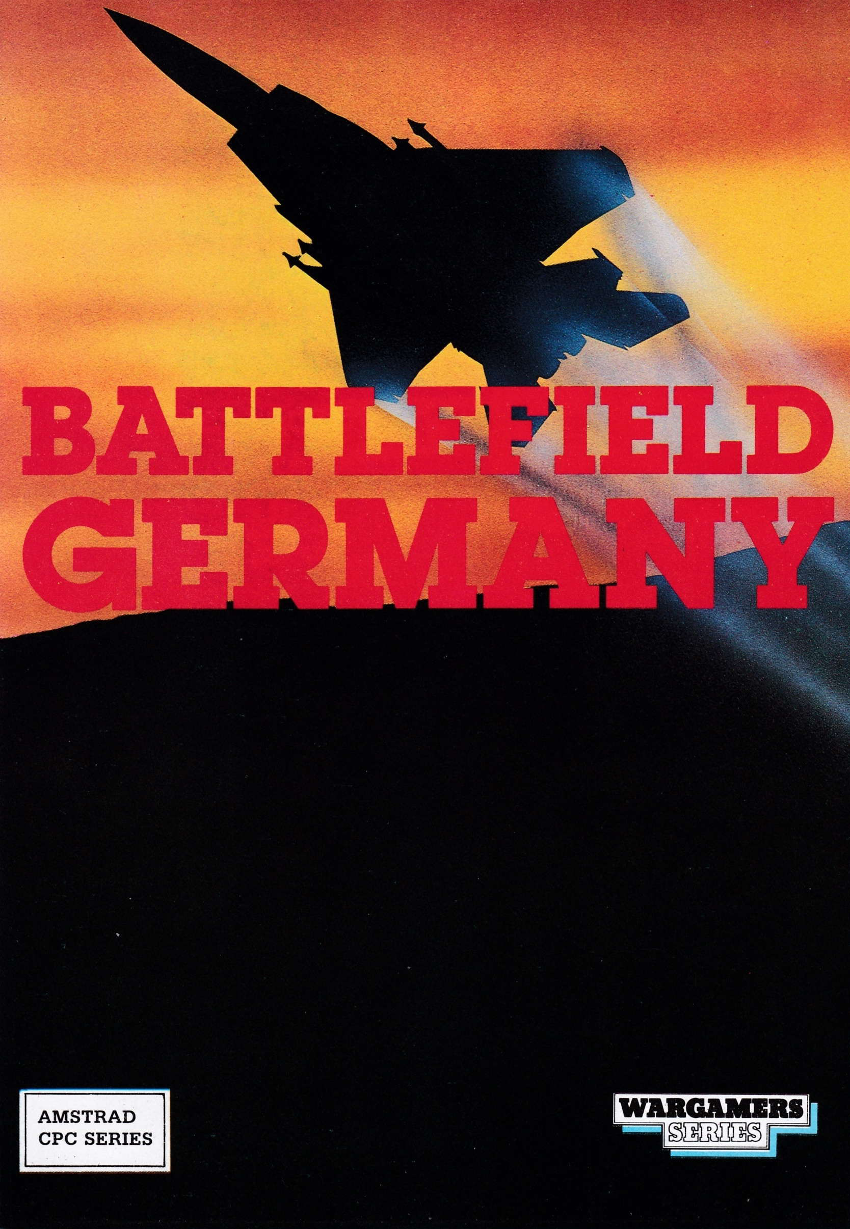cover of the Amstrad CPC game Battlefield Germany  by GameBase CPC