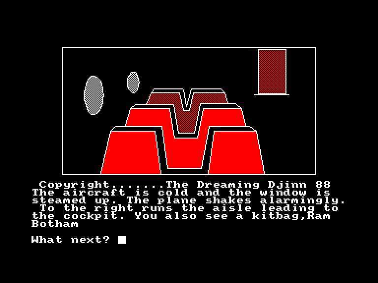 screenshot of the Amstrad CPC game Cricket crazy by GameBase CPC