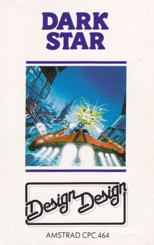 screenshot of the Amstrad CPC game Dark star by GameBase CPC
