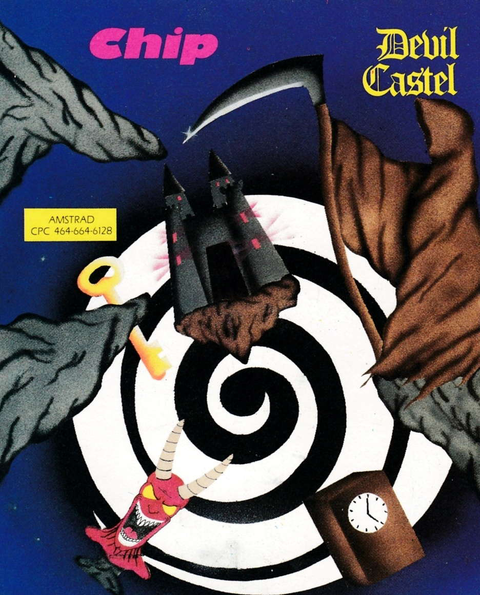 cover of the Amstrad CPC game Devil's Castle  by GameBase CPC