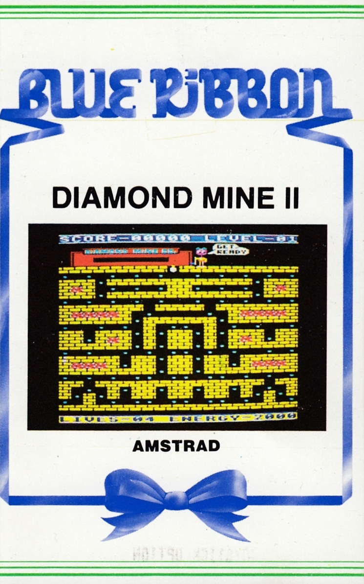 cover of the Amstrad CPC game Diamond Mine II  by GameBase CPC