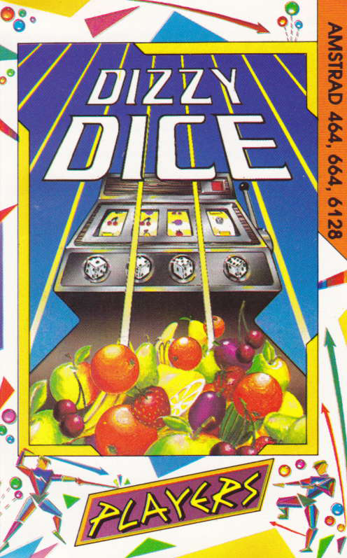 cover of the Amstrad CPC game Dizzy Dice  by GameBase CPC