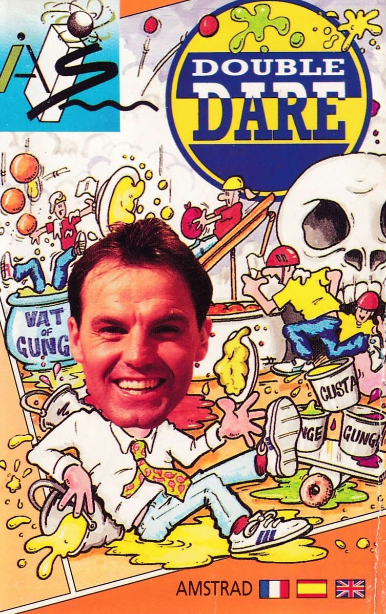 cover of the Amstrad CPC game Double Dare  by GameBase CPC