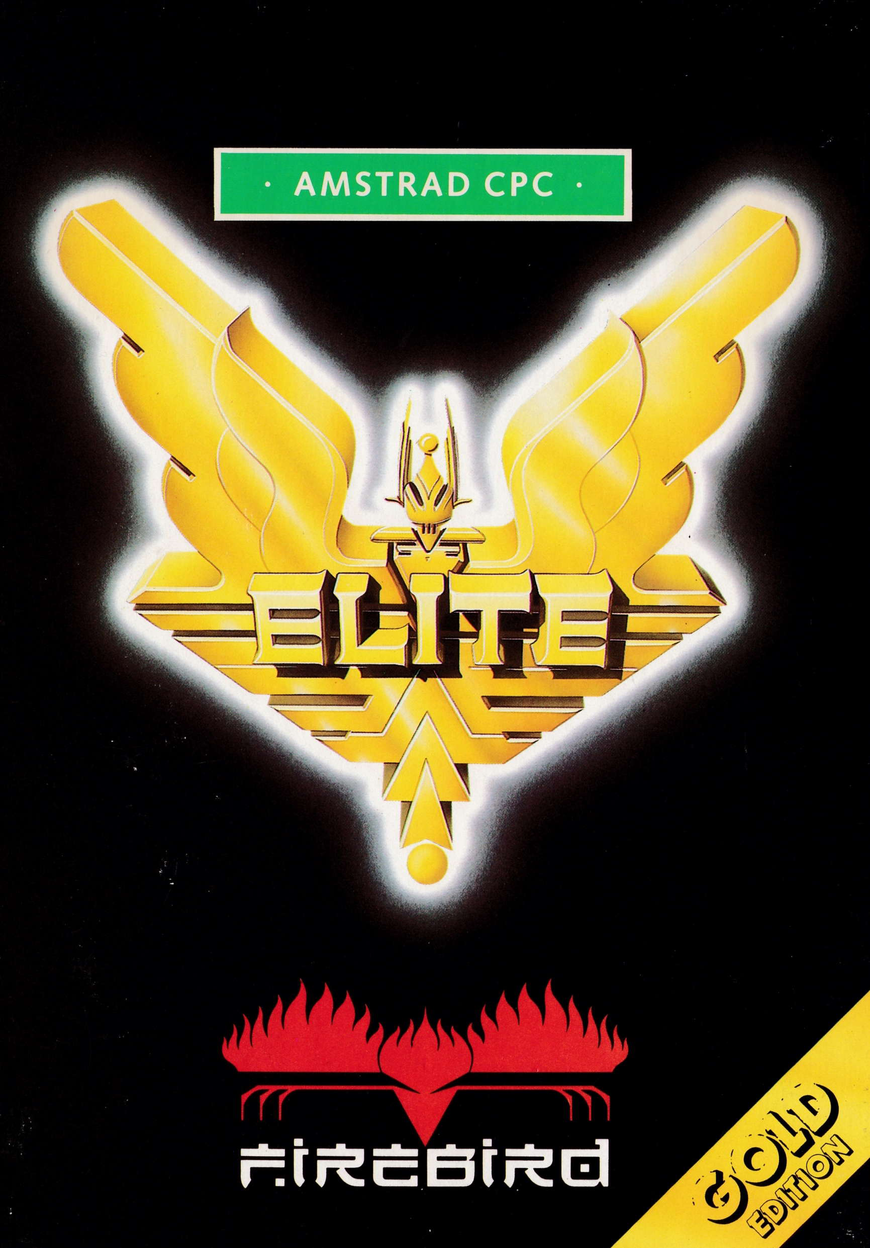 cover of the Amstrad CPC game Elite  by GameBase CPC