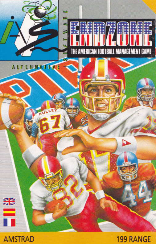 cover of the Amstrad CPC game Endzone  by GameBase CPC