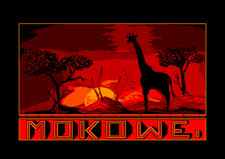 screenshot of the Amstrad CPC game Epopees Vol. 3 by GameBase CPC