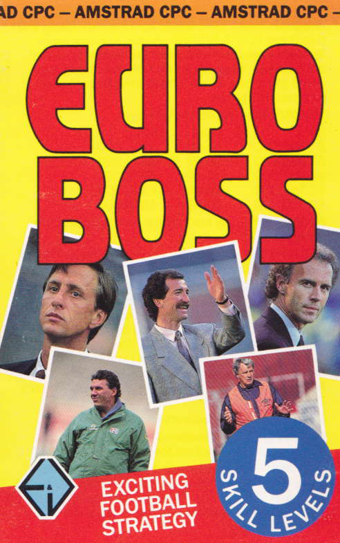 cover of the Amstrad CPC game Euro Boss  by GameBase CPC