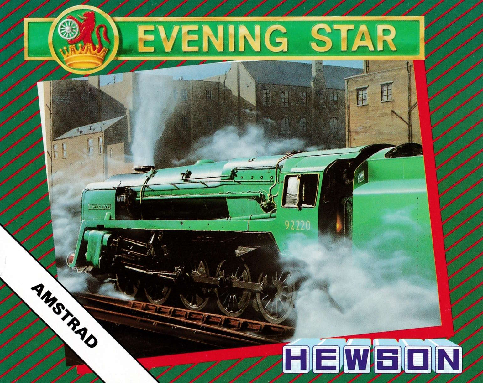 screenshot of the Amstrad CPC game Evening star by GameBase CPC