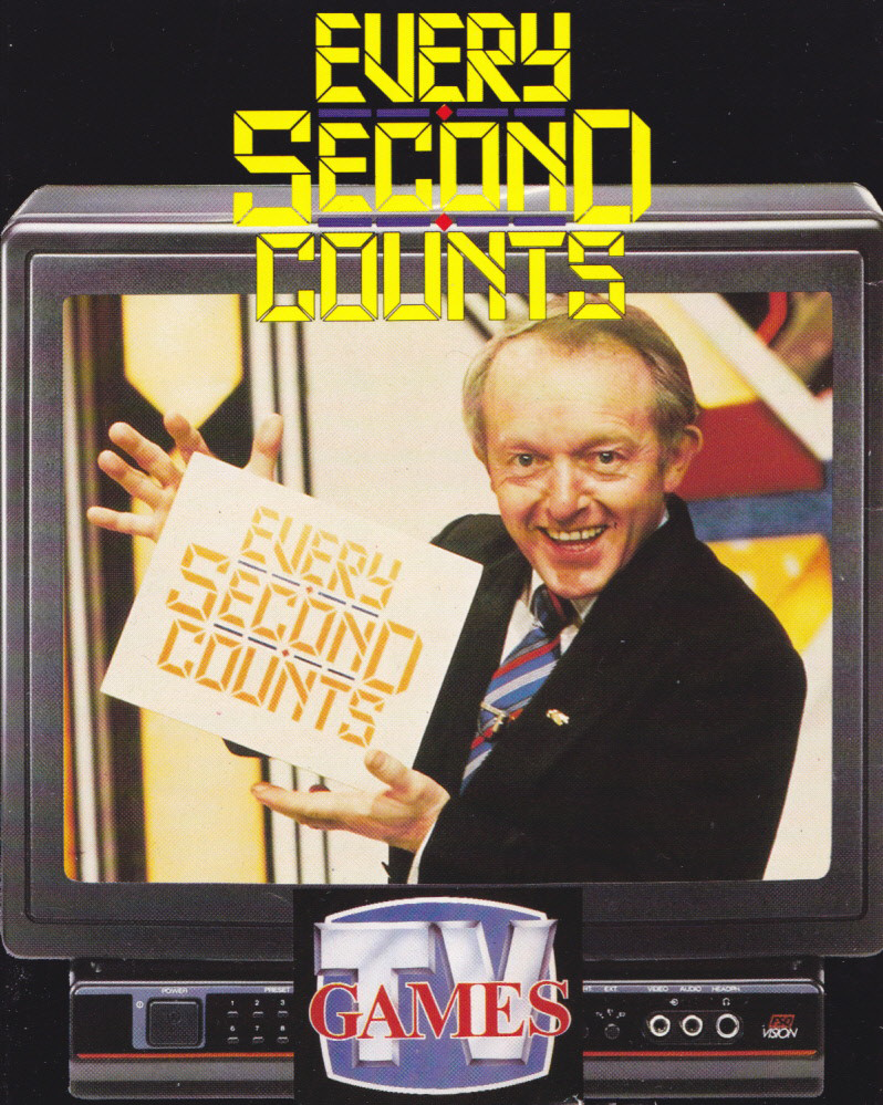 cover of the Amstrad CPC game Every Second Counts  by GameBase CPC