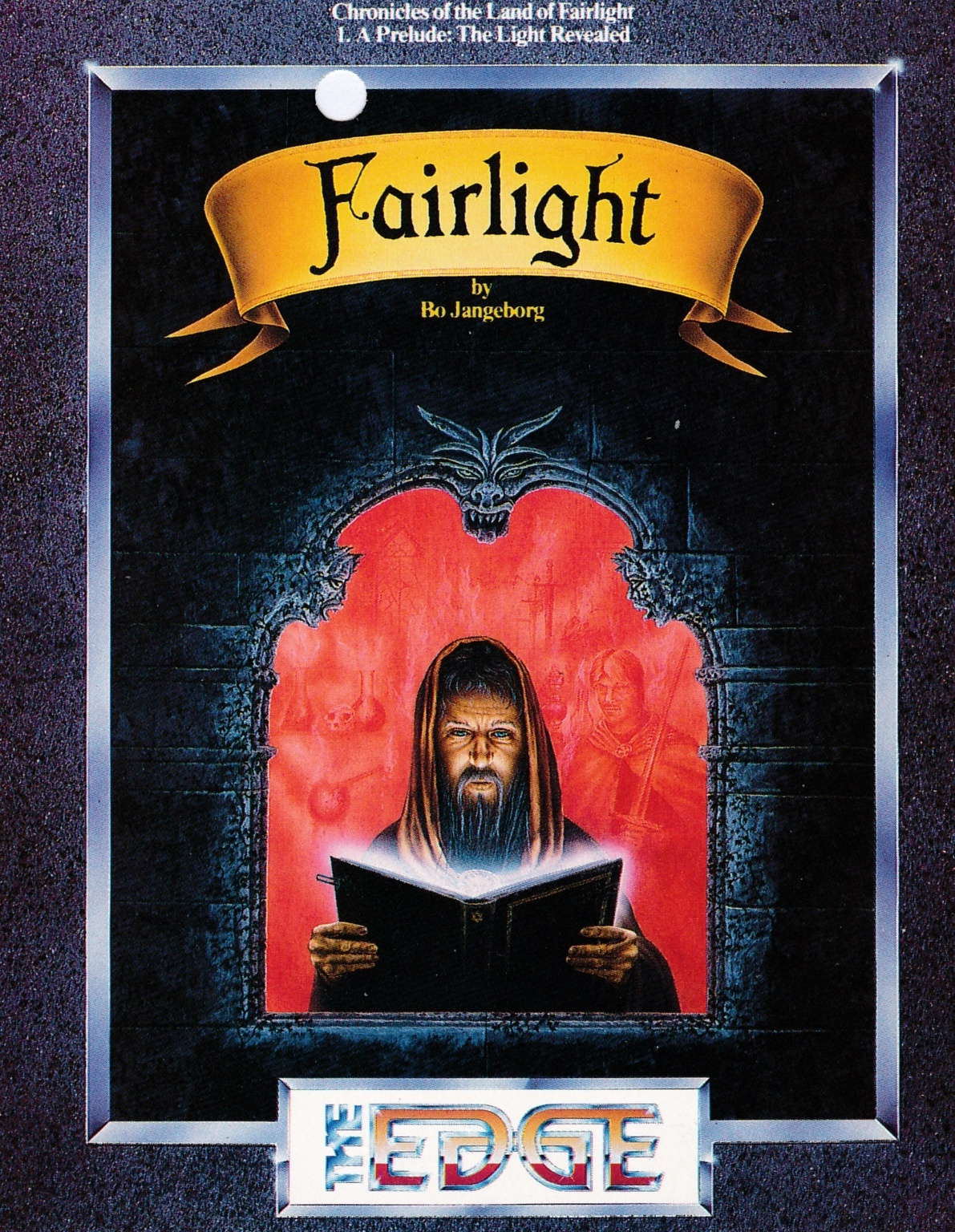 screenshot of the Amstrad CPC game Fairlight: a prelude by GameBase CPC