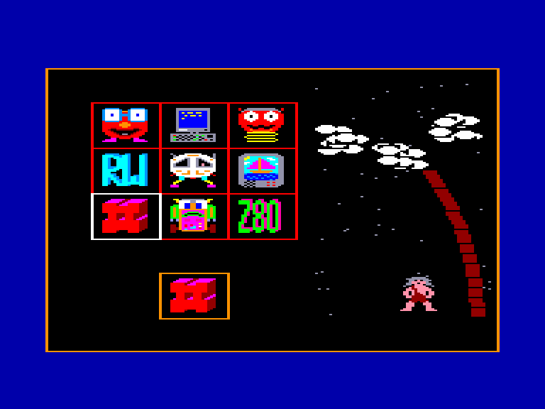 screenshot of the Amstrad CPC game Fun School - For the Under 5s by GameBase CPC
