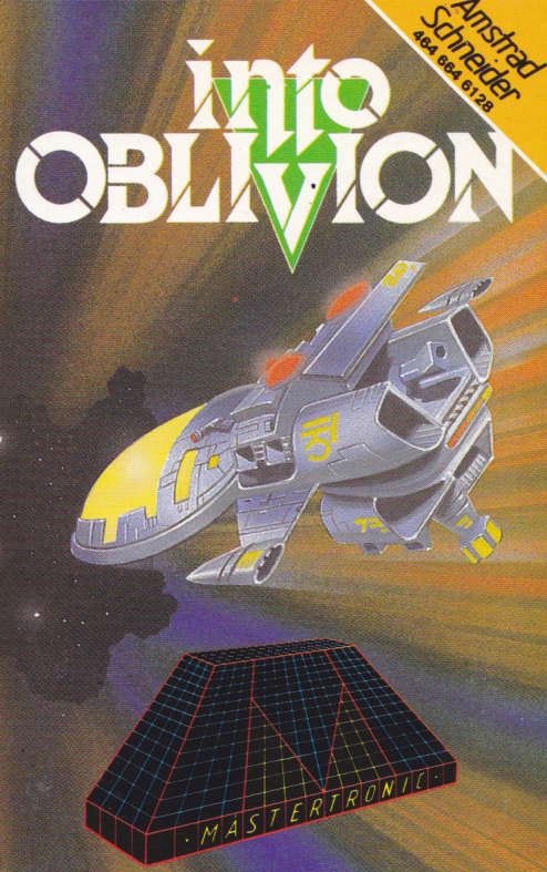cover of the Amstrad CPC game Into Oblivion  by GameBase CPC