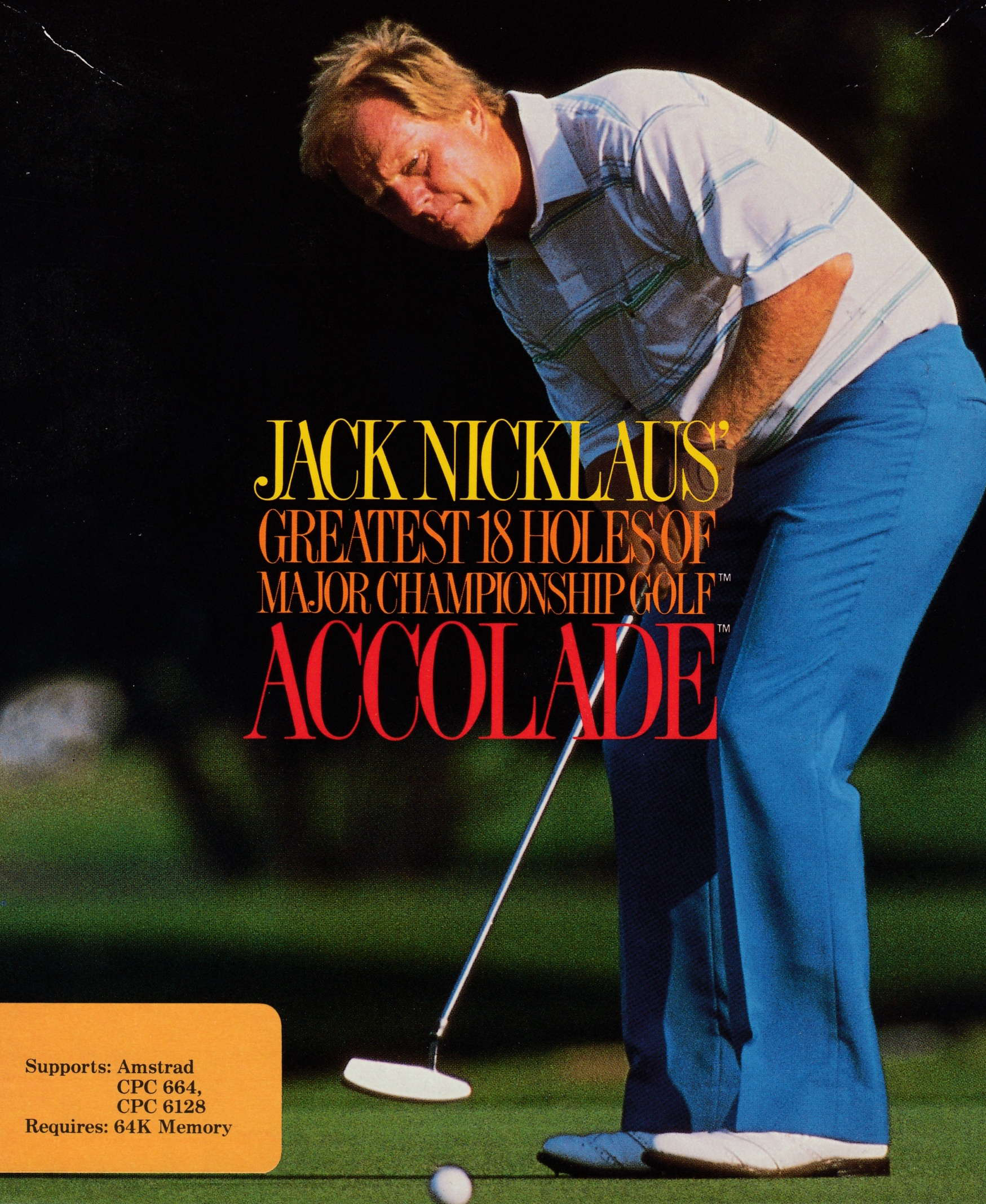 the greatest golfer jack nicklaus Find great deals for jack nicklaus' lesson tee : let the world's greatest golfer teach you how to play your best golf by jack nicklaus (1998, paperback) shop with confidence on ebay.