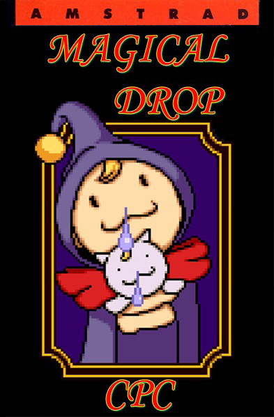 cover of the Amstrad CPC game Magical Drop  by GameBase CPC