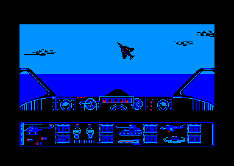 screenshot of the Amstrad CPC game Operation nemo by GameBase CPC