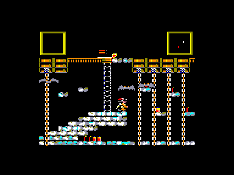 screenshot of the Amstrad CPC game Plot (the) by GameBase CPC