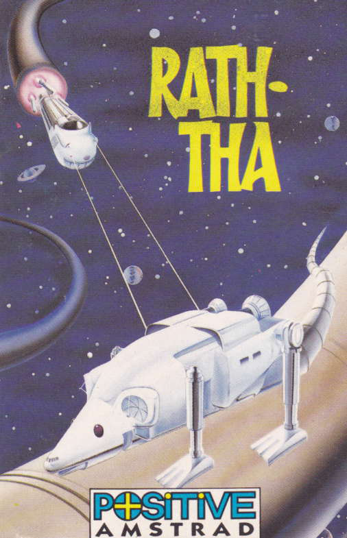 cover of the Amstrad CPC game Rath-Tha  by GameBase CPC
