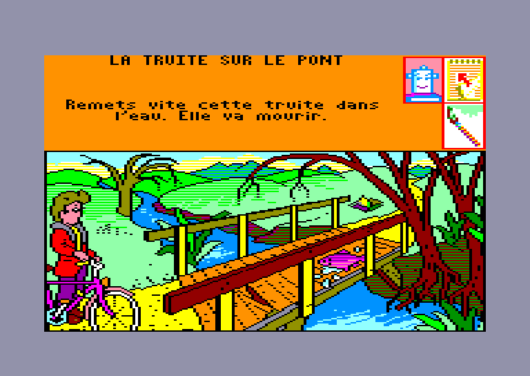 screenshot of the Amstrad CPC game Rody & Mastico II by GameBase CPC