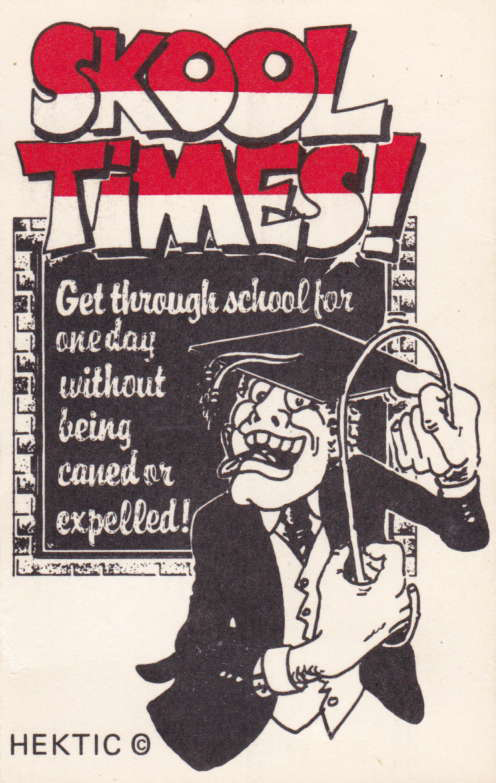 cover of the Amstrad CPC game Skool Times  by GameBase CPC