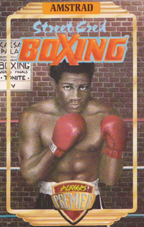 cover of the Amstrad CPC game Street Cred' Boxing  by GameBase CPC