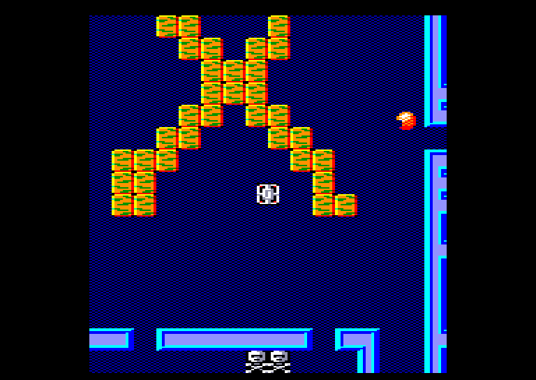 screenshot of the Amstrad CPC game Titan by GameBase CPC