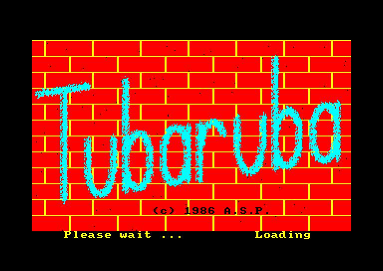 screenshot of the Amstrad CPC game Tubaruba by GameBase CPC