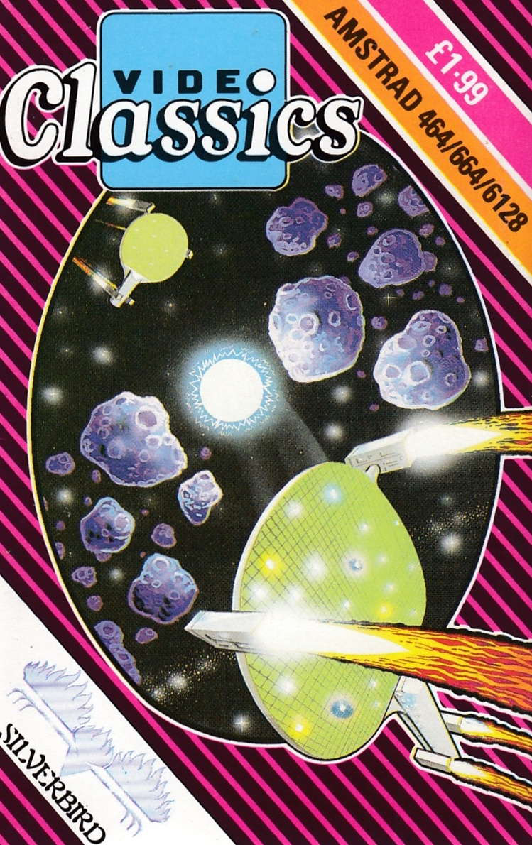 cover of the Amstrad CPC game Video Classics  by GameBase CPC