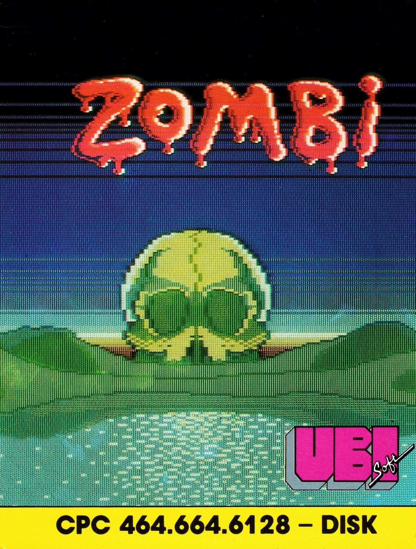 Zombi By Ubi Soft On Amstrad Cpc 1986