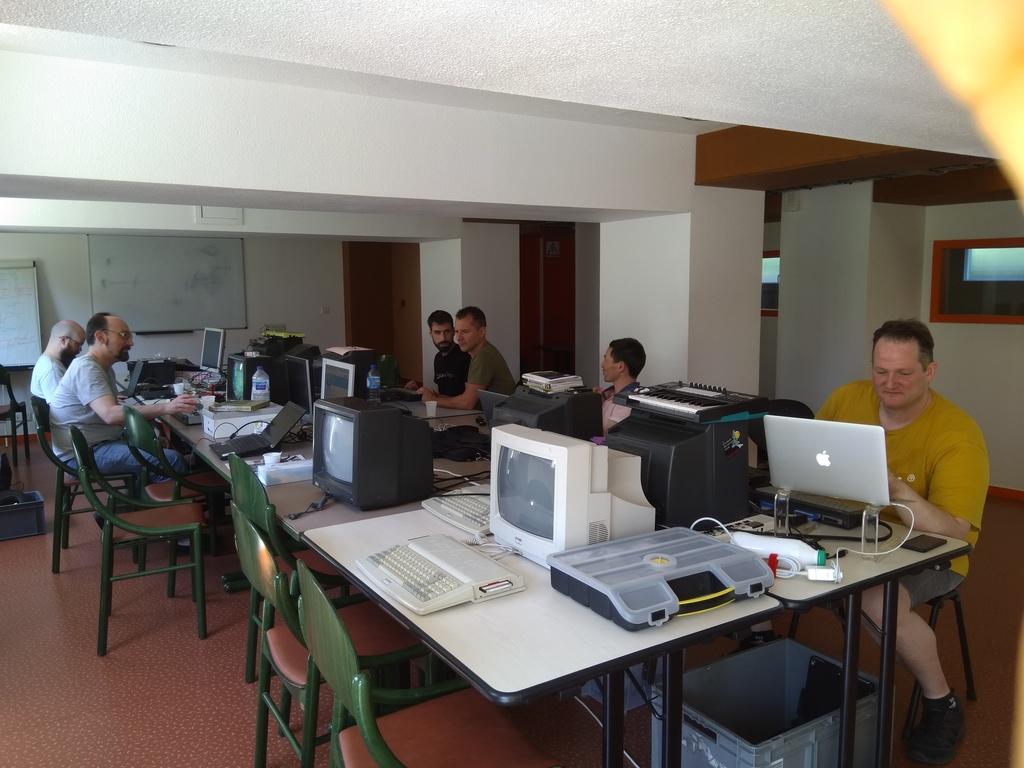 photo du meeting Amstrad CPC Reset 30 à Coutances