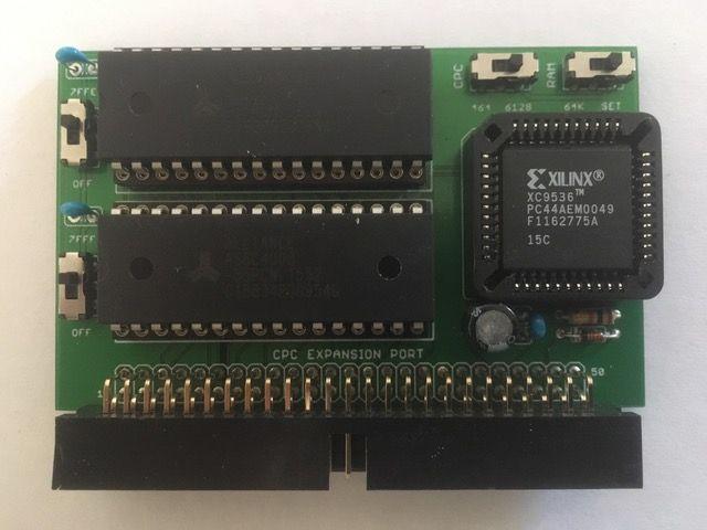 carte 1 Mo de RAM Z-MEM par TotO